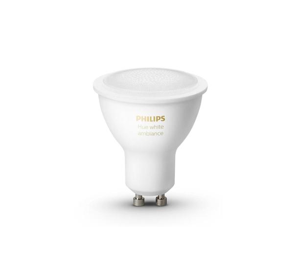 Philips Hue White Ambiance (1szt. GU10 5W) - 531667 - zdjęcie