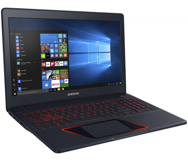 Samsung Odyssey i7-7700HQ/16GB/128+1TB/Win10 GTX1060 - 473916 - zdjęcie 3