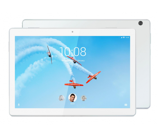 Lenovo Tab M10 QS429/2GB/32GB/Android 8.0 WiFi Biały - 518594 - zdjęcie