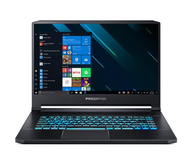 Acer Triton 500 i7-9750/16GB/512/Win10 RTX2080 MaxQ IPS - 500887 - zdjęcie 2