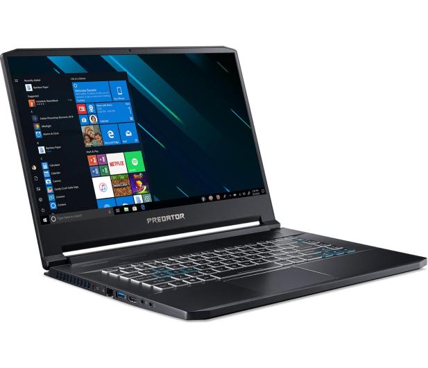 Acer Triton 500 i7-9750/16GB/512/Win10 RTX2080 MaxQ IPS - 500887 - zdjęcie 7