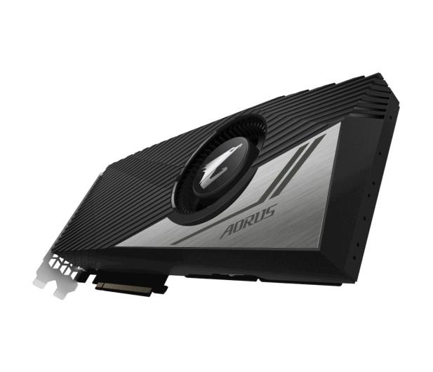 Gigabyte GeForce RTX 2080 Ti AORUS TURBO 11GB GDDR6 - 462076 - zdjęcie 3