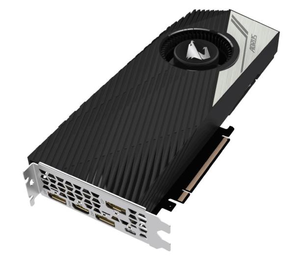 Gigabyte GeForce RTX 2080 Ti AORUS TURBO 11GB GDDR6 - 462076 - zdjęcie 6