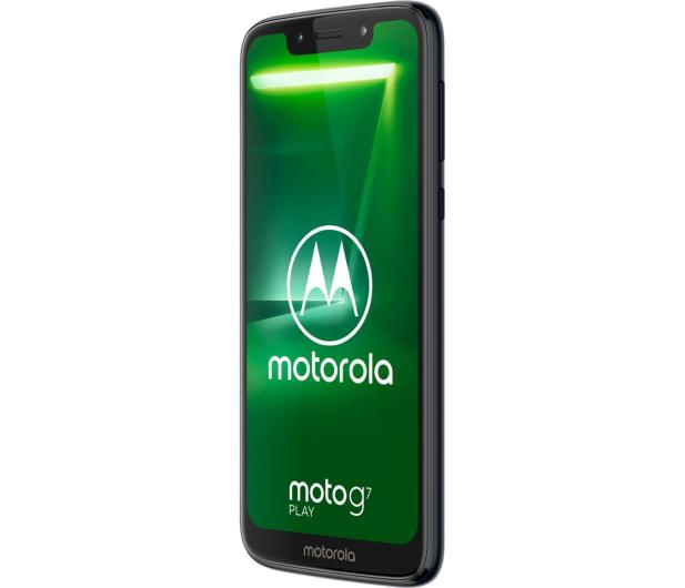 Motorola Moto G7 Play 2/32GB Dual SIM granatowy - 478822 - zdjęcie 2