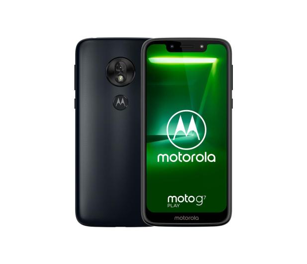 Motorola Moto G7 Play 2/32GB Dual SIM granatowy - 478822 - zdjęcie