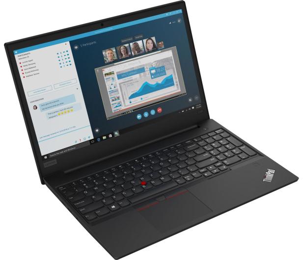 Lenovo ThinkPad E590 i5-8265U/32GB/960/Win10Pro - 511258 - zdjęcie 2