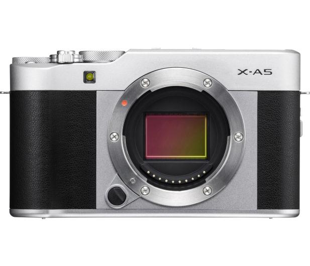 Fujifilm X-A5 + XF 15-45 srebrny - 476664 - zdjęcie 6