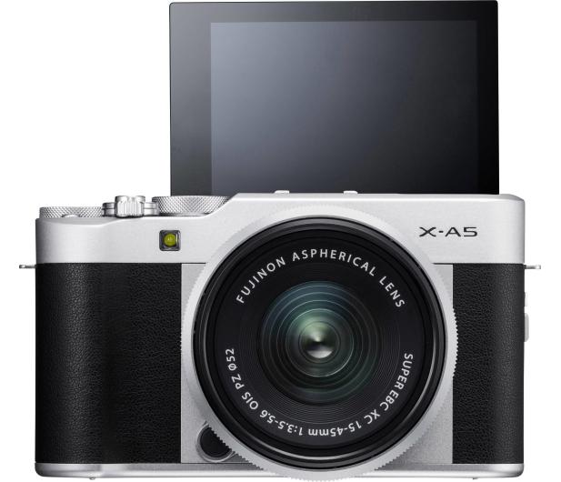 Fujifilm X-A5 + XF 15-45 srebrny - 476664 - zdjęcie 7