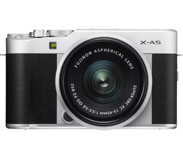 Fujifilm X-A5 + XF 15-45 srebrny - 476664 - zdjęcie 2