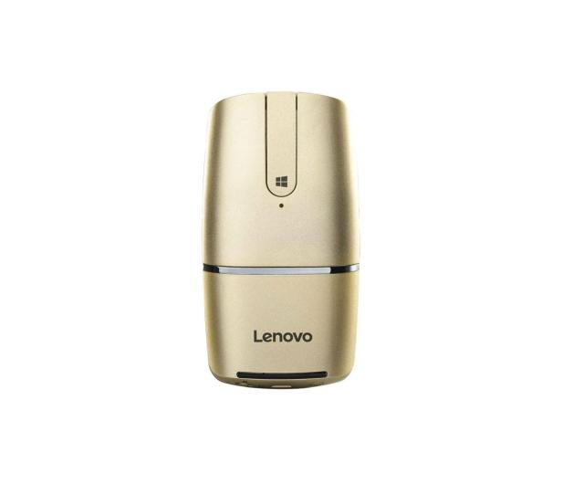 Lenovo YOGA Mouse (złoty) - 401680 - zdjęcie