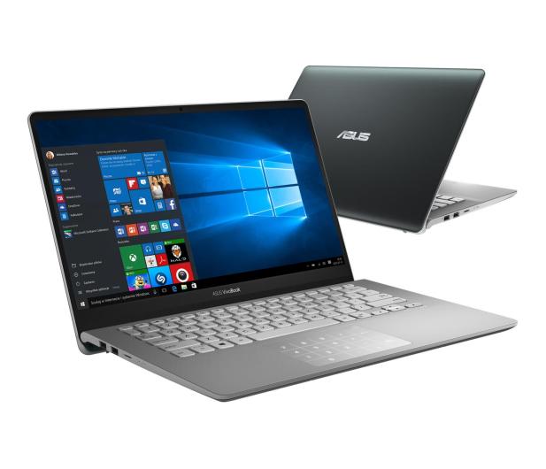 ASUS VivoBook S430FA i3-8145U/8GB/256/Win10 - 474884 - zdjęcie