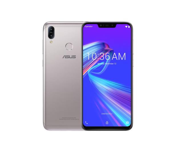 ASUS ZenFone Max M2 ZB633KL 4/32GB DS srebrny - 480054 - zdjęcie
