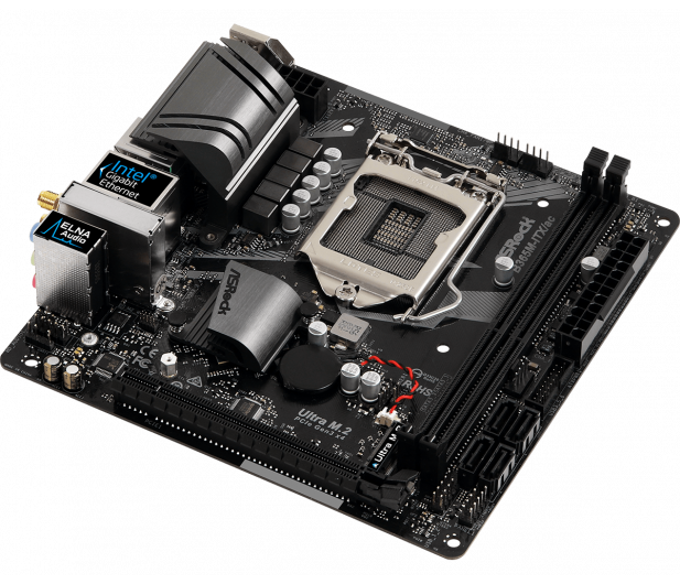 ASRock B365M-ITX/ac - 478574 - zdjęcie 4