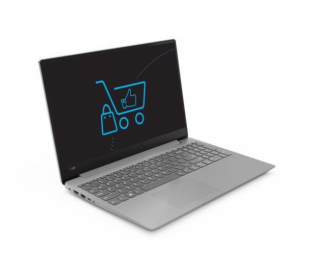 Lenovo Ideapad 330s-15 i3-8130U/4GB/240 M535 Szary - 488840 - zdjęcie 3