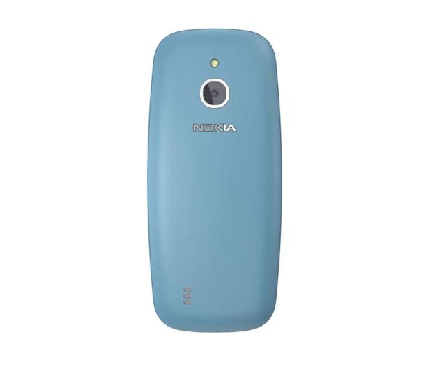 Nokia 3310 Dual SIM niebieska - 479418 - zdjęcie 3