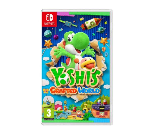 Nintendo Yoshi's Crafted World - 480605 - zdjęcie