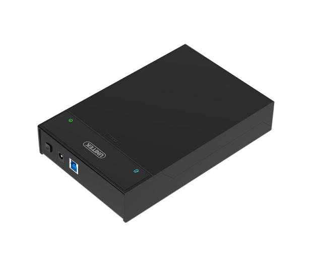 """Unitek Obudowa do dysku 3.5"""" (USB 3.0, czarny) - 479051 - zdjęcie"""