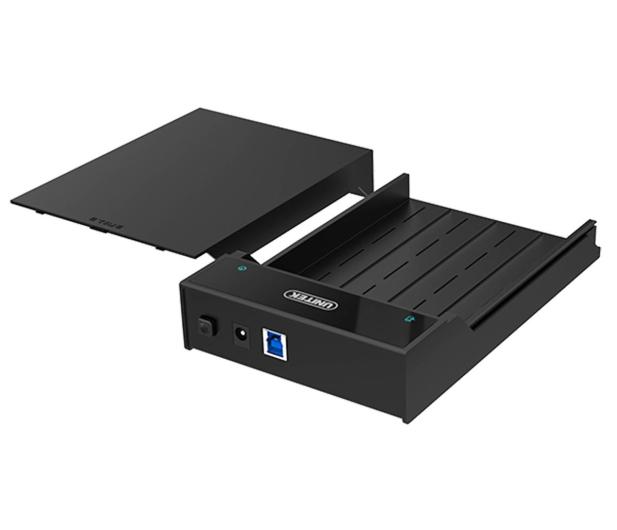 """Unitek Obudowa do dysku 3.5"""" (USB 3.0, czarny) - 479051 - zdjęcie 2"""