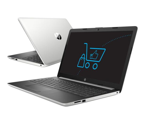 HP 15 i3-7020U/8GB/240 FHD  - 481605 - zdjęcie