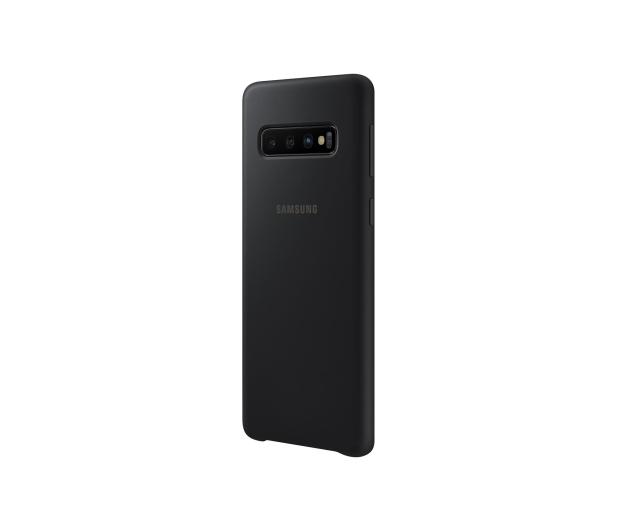 Samsung Silicone Cover do Galaxy S10 czarny - 478351 - zdjęcie 4
