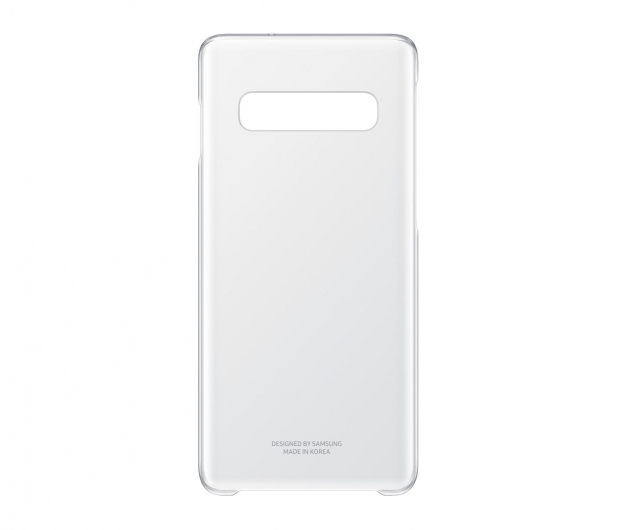 Samsung Clear Cover do Galaxy S10 - 478378 - zdjęcie 1