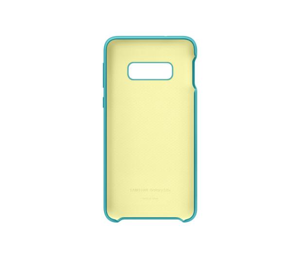 Samsung Silicone Cover do Galaxy S10e zielony - 478326 - zdjęcie 3