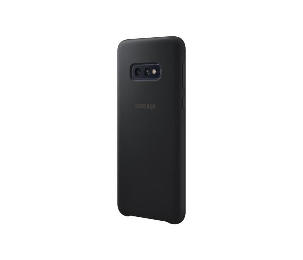 Samsung Silicone Cover do Galaxy S10e czarny - 478321 - zdjęcie 4