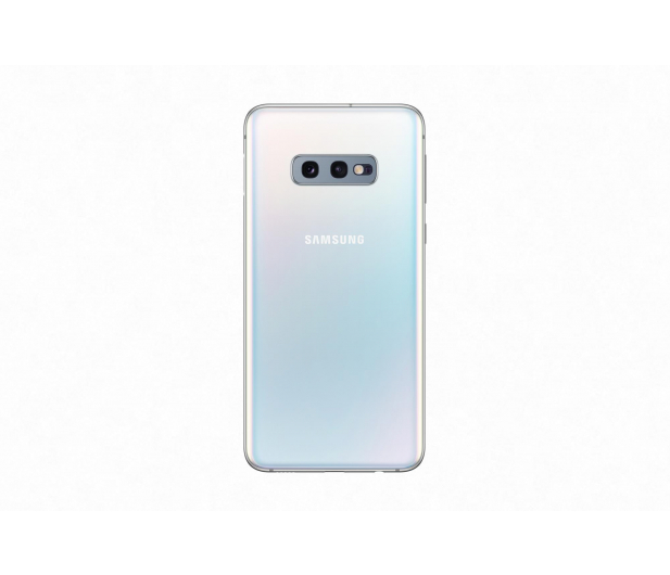 Samsung Galaxy S10e G970F Prism White - 474167 - zdjęcie 2