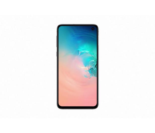 Samsung Galaxy S10e G970F Prism White + ZESTAW - 493909 - zdjęcie 4