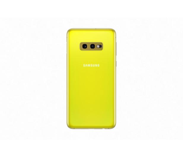 Samsung Galaxy S10e G970F Canary Yellow - 474168 - zdjęcie 2