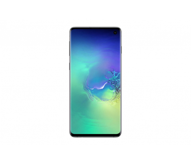 Samsung Galaxy S10 G973F Prism Green + ZESTAW - 493902 - zdjęcie 4