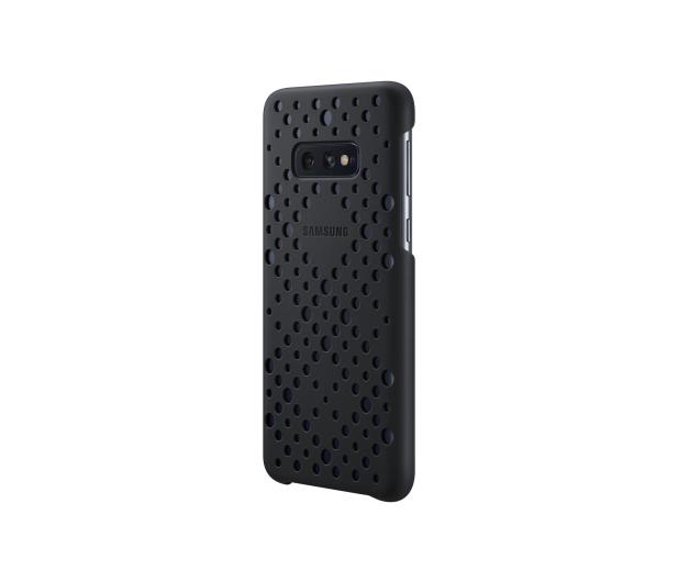 Samsung Pattern Cover do Galaxy S10e czarno zielony - 478340 - zdjęcie 2