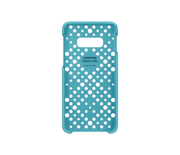 Samsung Pattern Cover do Galaxy S10e czarno zielony - 478340 - zdjęcie 3