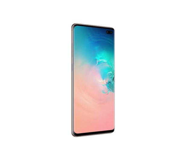 Samsung Galaxy S10+ G975F Ceramic White 512GB + ZESTAW - 493914 - zdjęcie 5