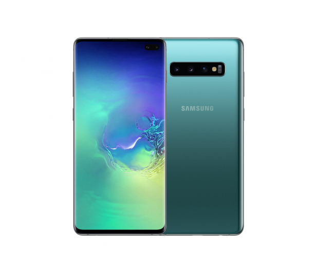 Samsung Galaxy S10+ G975F Prism Green - 474173 - zdjęcie