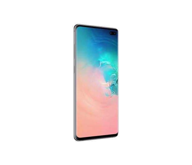 Samsung Galaxy S10+ G975F Prism White + ZESTAW - 493913 - zdjęcie 6