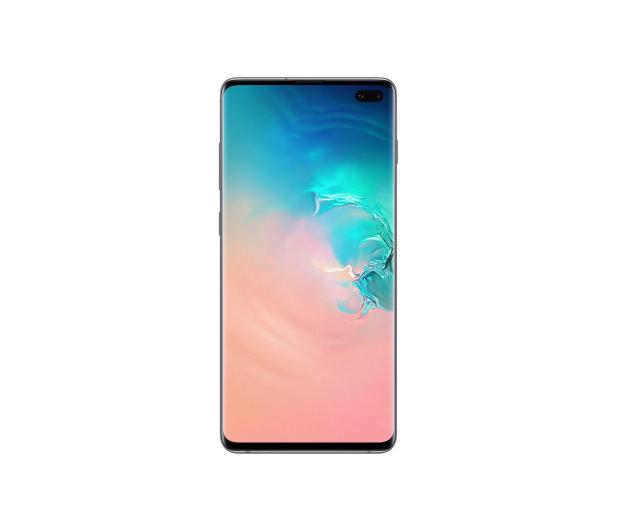 Samsung Galaxy S10+ G975F Prism White + ZESTAW - 493913 - zdjęcie 5