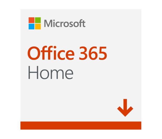 Microsoft Office 365 Home ESD - 532399 - zdjęcie