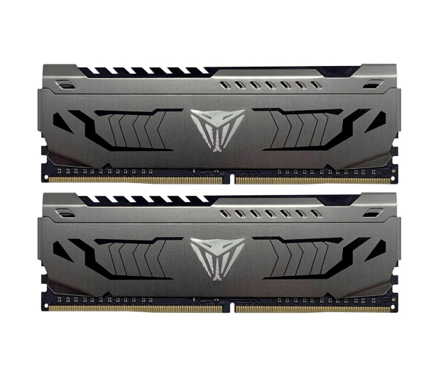 Patriot 16GB 4133MHz Viper Steel CL19 (2x8GB)  - 475613 - zdjęcie