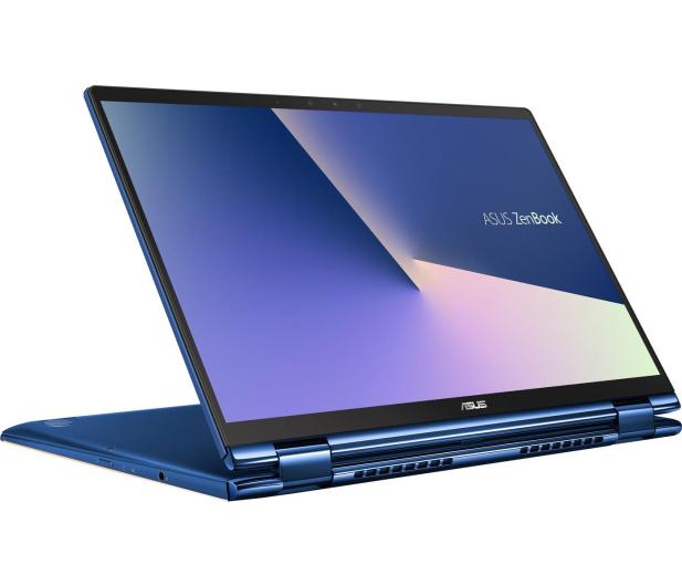 ASUS ZenBook Flip UX362FA i7-8565U/16GB/512/W10 Blue - 474938 - zdjęcie 5