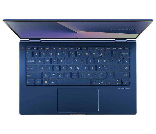 ASUS ZenBook Flip UX362FA i7-8565U/16GB/512/W10 Blue - 474938 - zdjęcie 4