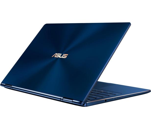 ASUS ZenBook Flip UX362FA i5-8265U/8GB/256/W10 Blue - 474933 - zdjęcie 9