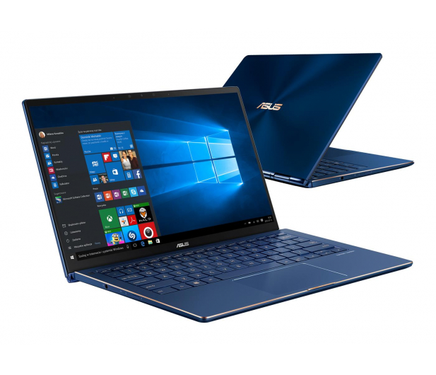 ASUS ZenBook Flip UX362FA i5-8265U/8GB/256/W10 Blue - 474933 - zdjęcie