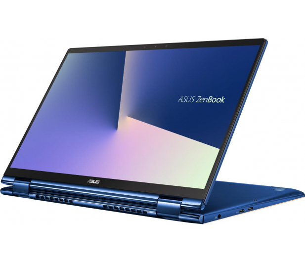 ASUS ZenBook Flip UX362FA i7-8565U/16GB/512/W10 Blue - 474938 - zdjęcie 6