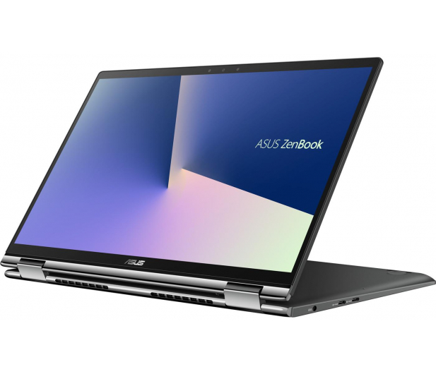 ASUS ZenBook Flip UX362FA i5-8265U/8GB/256/W10 Grey - 474924 - zdjęcie 6