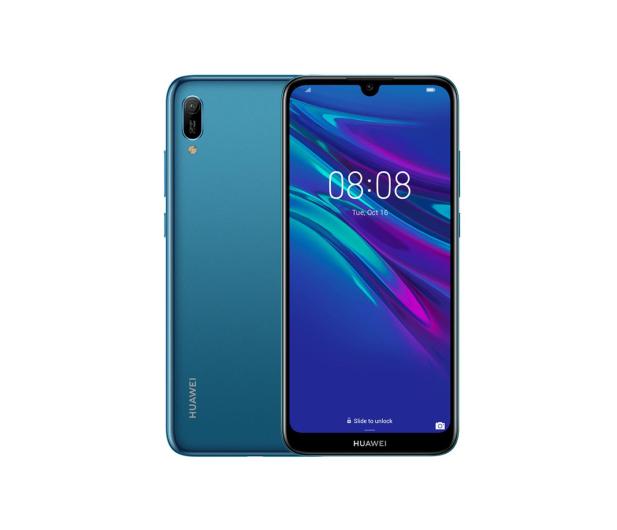 Huawei Y6 2019 niebieski - 479861 - zdjęcie