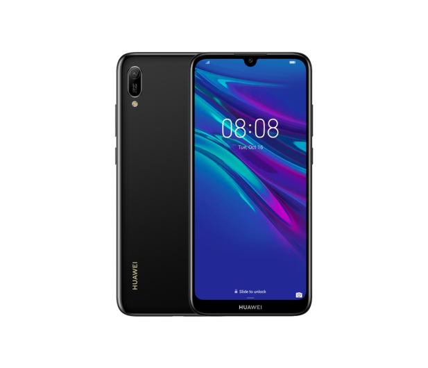 Huawei Y6 2019 czarny - 479862 - zdjęcie