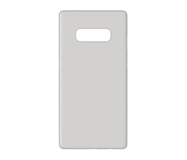 3mk Natural Case do Samsung Galaxy S10E biały  - 475770 - zdjęcie