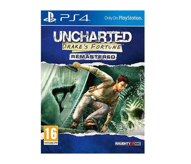Sony Uncharted: Drake's Fortune  - 478987 - zdjęcie