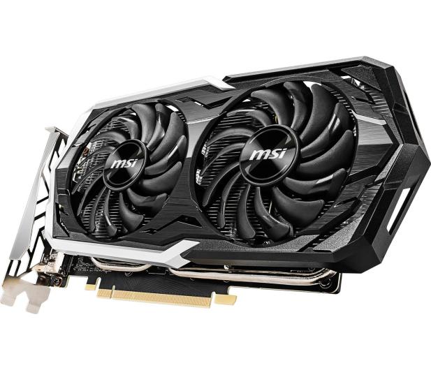 MSI GeForce GTX 1660 Ti Armor OC 6GB GDDR6 - 480235 - zdjęcie 5